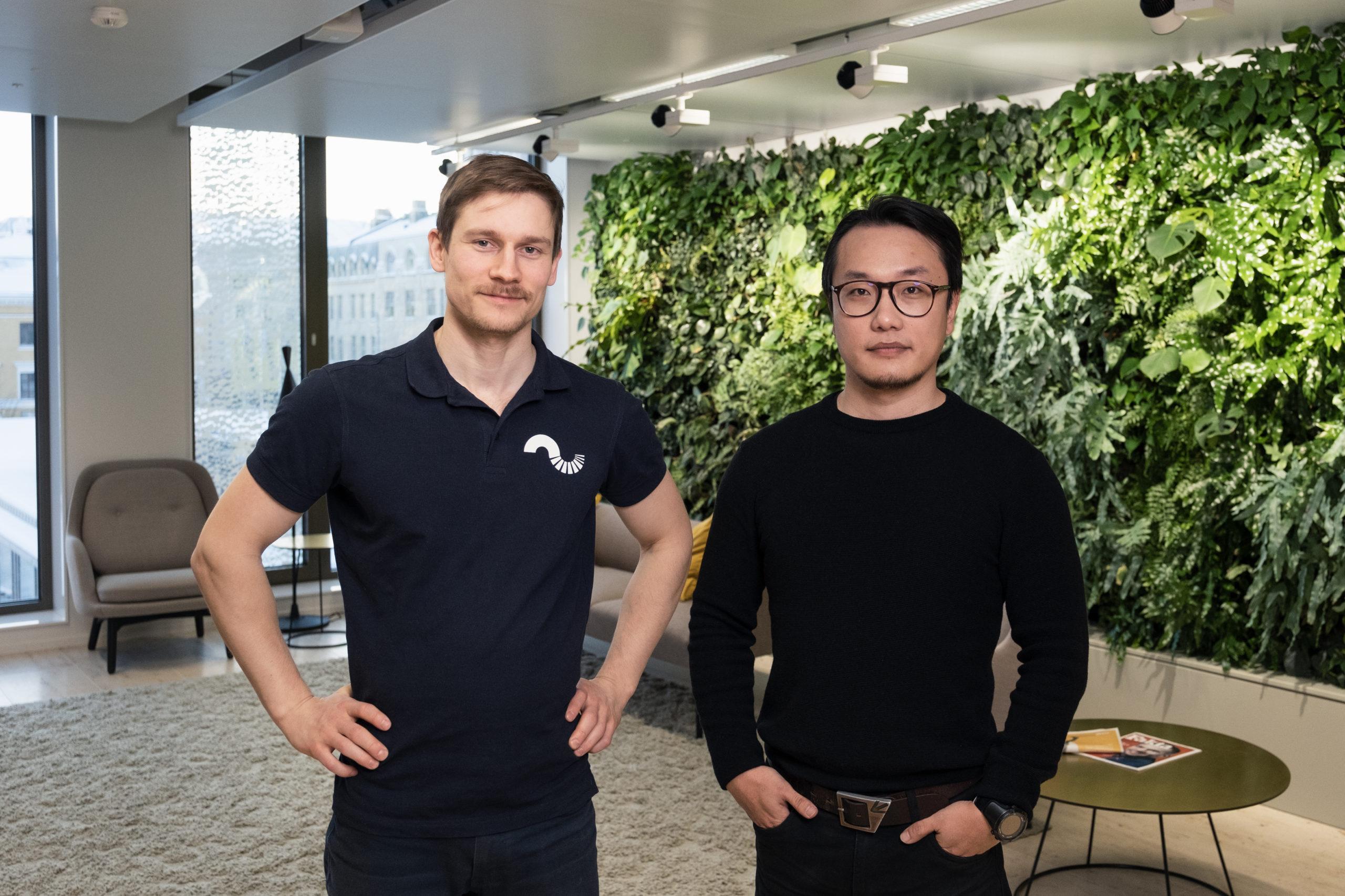 Pessi Peura & Yichen Wu